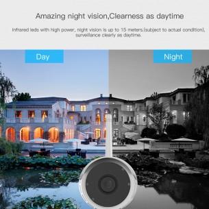 C17S 1080P FHD Security IP66 Waterproof Camera
