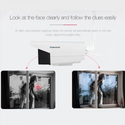 C18S 1080P Outdoor Weatherproof  IP Camera