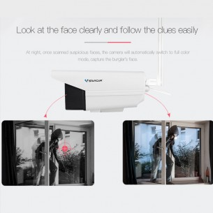 C18S 1080P Outdoor Weatherproof  IP Camera