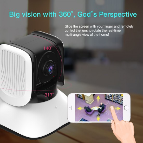 C21S 1080P HD  Indoor Network Security Camera