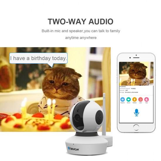 C7823WIP 720P Wifi  1.0 Megapixel  IP Camera