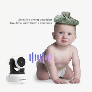 C24S full HD Indoor Baby Monitor IP Camera