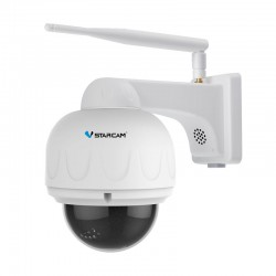 C32S-X4 PTZ 1080P FHD 4X Zoom audio reception IP Camera