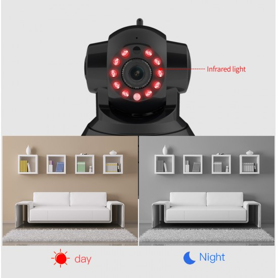 C37S  Indoor Baby Monitor IP Camera