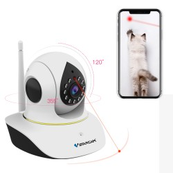 C38S-P Full 1080p HD Indoor Monitor Pets IP Camera