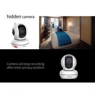 C46S Smart Hidden Baby Monitor Camera