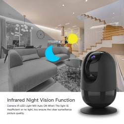 C48S 1080P HD  Indoor Baby Monitor IP Camera