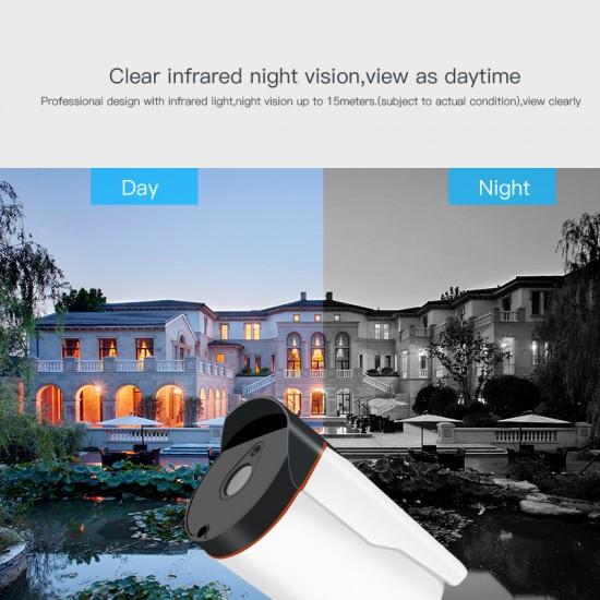 VStarcam C53S POE Power Supply Night Vision IP Camera