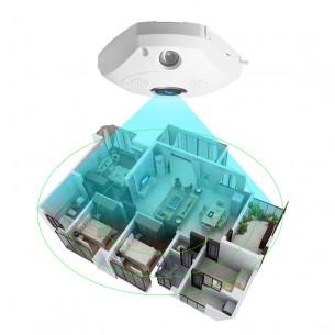 【Free 32Gb TF Card 】 C61S WIFI  360° Panoramic monitoring IP Camera