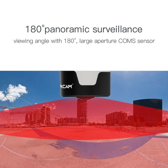 C63S 1080P Outdoor Wifi IP66 IP Camera