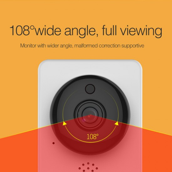 C92S 1080P Wi-Fi Mini Night Vision IP Camera