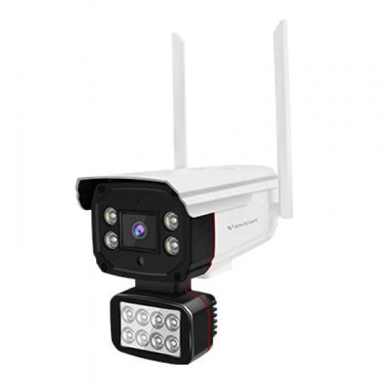 CG51 4G LTE Smart  Outdoor Camera