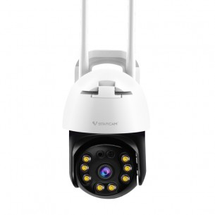 CS64  AI PTZ Waterproof Outdoor Camera with Full-color Night Vision