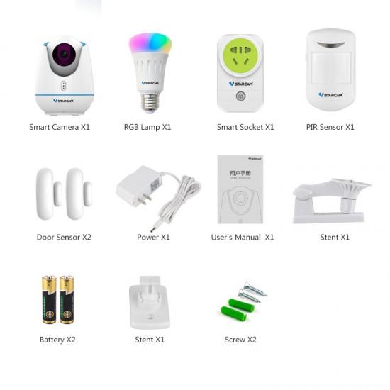 E27S Smart Camera Kit