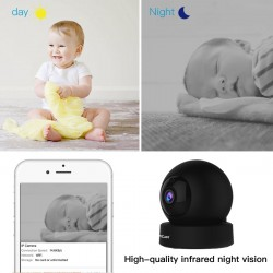 G43S 1080P Security Night Vision Baby Monitor Camera