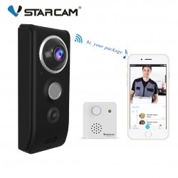 V3 Smart WIFI two-way talk Home Security video doorbell