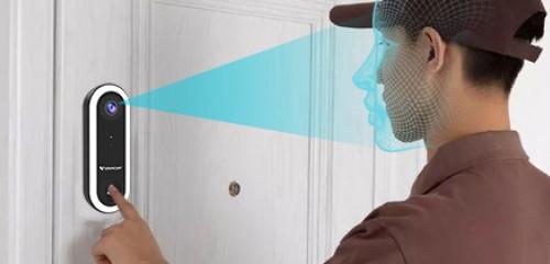 AI smart doorbell